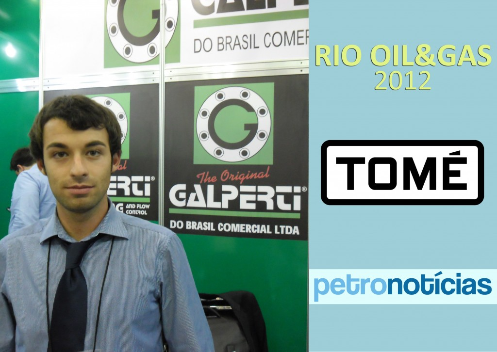 Matteo Mottarella, Galperti's sales manager