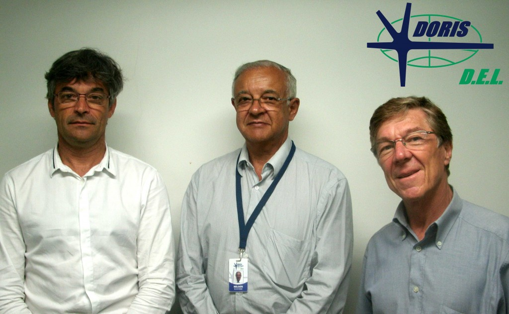 Pierrick, Nelson e Gregoire