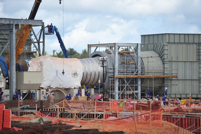 Resultado de imagem para Eneva, que atua na exploração de gás natural no município de Santo Antônio dos Lopes