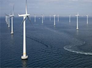 Parque eólico offshore