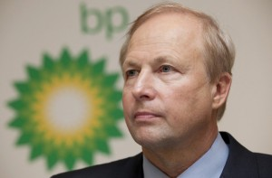Robert Bob Dudley, diretor executivo da Brtish Petroleum