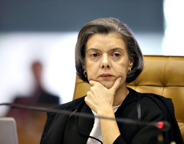 Carmem Lucia, ministra do Supremo Tribunal Federal