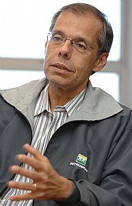 Formigli, diretor de exploracao e producao da Petrobras