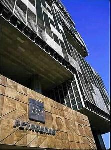 Sede da Petrobrás no Rio de Janeiro