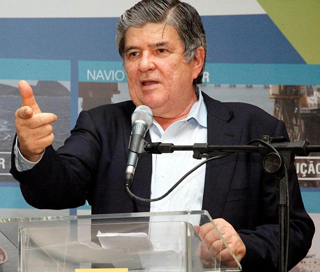 Sérgio Machado, Presidente da Transpetro.