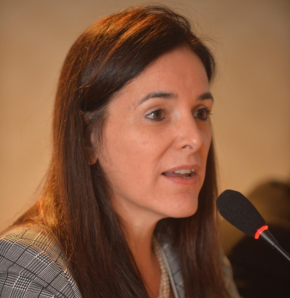 Renata Baruzzi, presidente do CE-EPC. Foto: Bruno de Lima