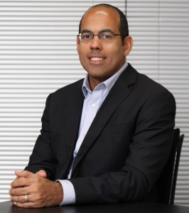 Robson Campos, presidente da Wartsila