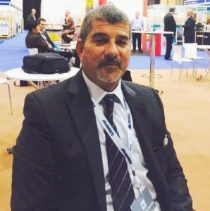 Guilherme Cruz, presidente da EBCI