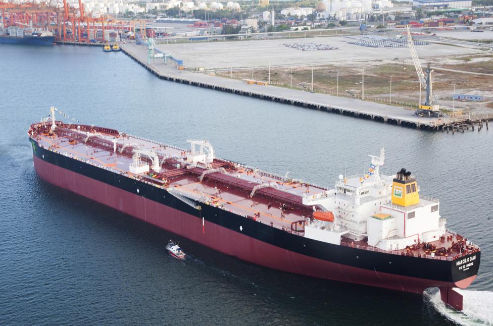 Transpetro coloca em operação o 12º navio do Promef_ Foto Pedro Leite