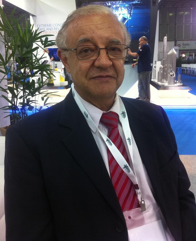 Nelson Romano, diretor-presidente da Abemi