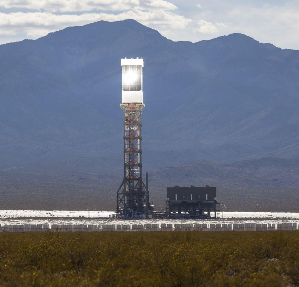 solar-tower