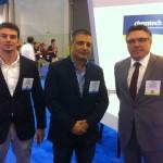 Cesar Resende, Maurício Bonzanini e Claudio Makarovsky