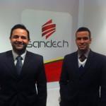 Gustavo Salvato e Antonio Marques - Sandech