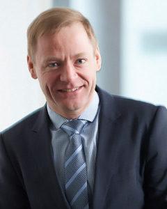 Mons. S. Aase, diretor presidente da DOF Subsea