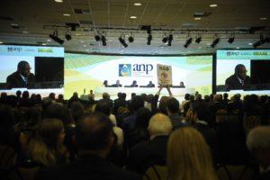 Rio de Janeiro - A Agência Nacional do Petróleo, Gás Natural e Biocombustíveis (ANP) realiza a 13ª Rodada de Licitações da ANP – Blocos Exploratórios (Tânia Rêgo/Agência Brasil)