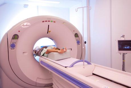 Hospital dos Servidores do Estado, HSE -Tomografia do Centro de Imagens - paciente da ginecologia Adriana Martins , 24070774