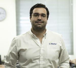 José Renato Colaferro - sócio-diretor da Blue Sol - Energia Solar