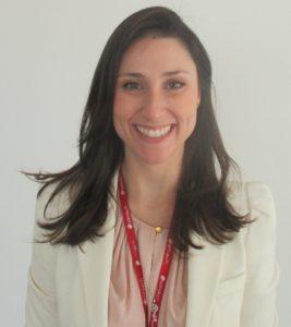 Marcela Justino, Gestora Comercial e de Novos Negócios