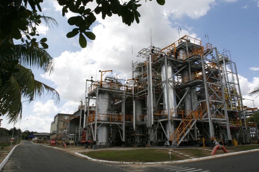 Pólo Industrial de CamaçariFOTO. CARLOS CASAES Data: 05/2008