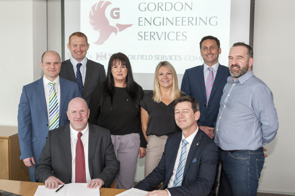 Swire aquires Gordon Engineering