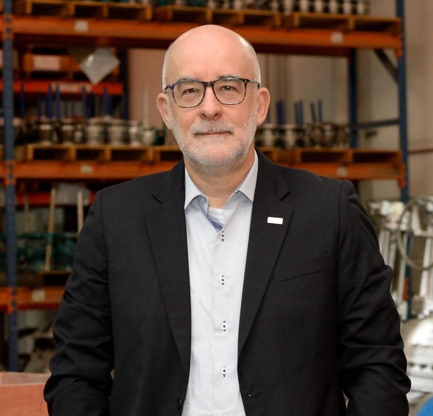 Sidney Mattos - Diretor da YDF Valves no Brasil