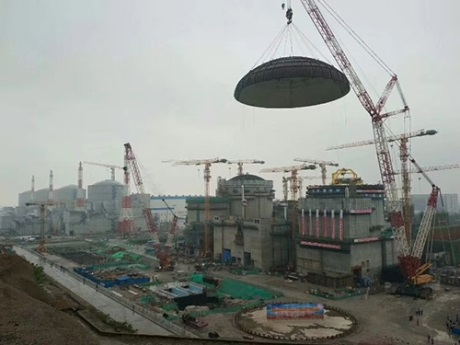 Tianwan6domeinstallation-460(CNEC)