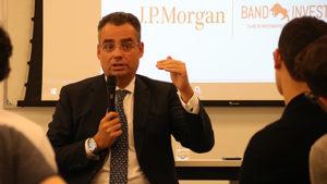 Presidente do Banco J.P. Morgan no Brasil, José Berenguer