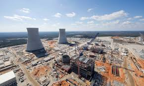 usina nuclear na Carolina do Norte