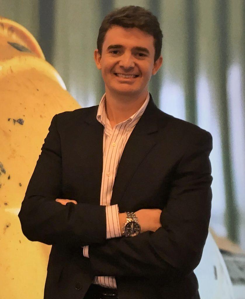 Diego Reis - gerente de desenvolvimento de negócios e engenharia para o mercado de óleo e gás da Sotreq