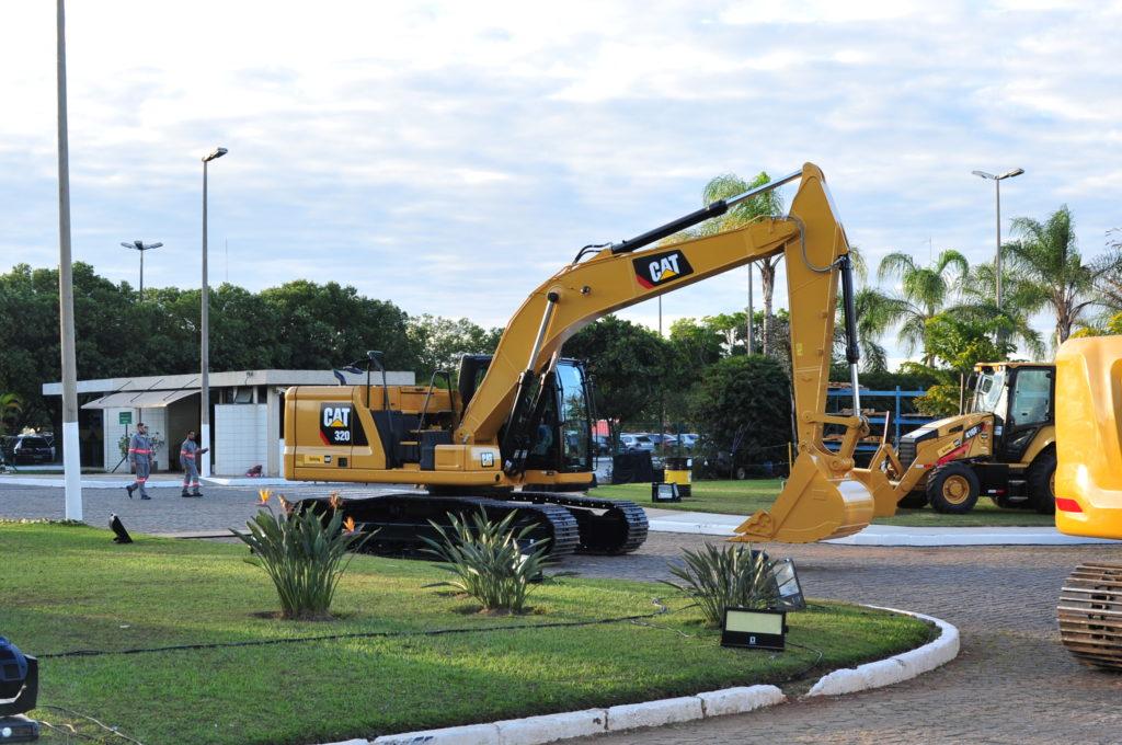 Escavadeira Hidráulica Cat(R) 320
