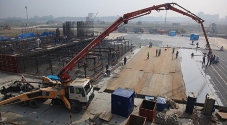 Rooppur 2 - first concrete - 460 (Rosatom)