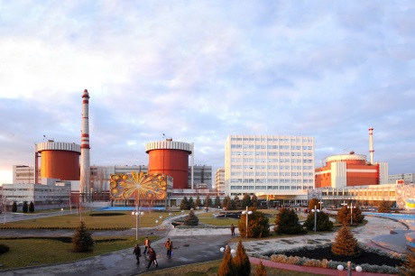 South Ukraine plant - 460 (Energoatom)