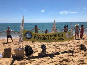 Portugueses aumentam os protestos contra a exploração de petróleo no Algarve