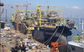 Mercado de construção de FPSOS em todo mundo envolve principalmente estaleiros chineses