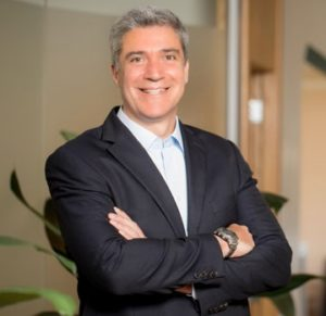 O CEO da Siemens no Brasil, André Clark