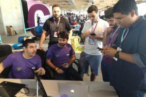 Equipe em hackaton