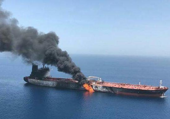 Iranian-oil-tanker-Sabity-after-the-attack