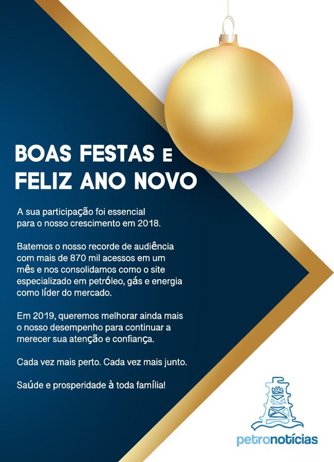 Boas Festas 2018/2019