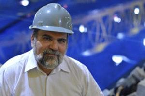 Coordenador do LabOceano, professor Paulo de Tarso
