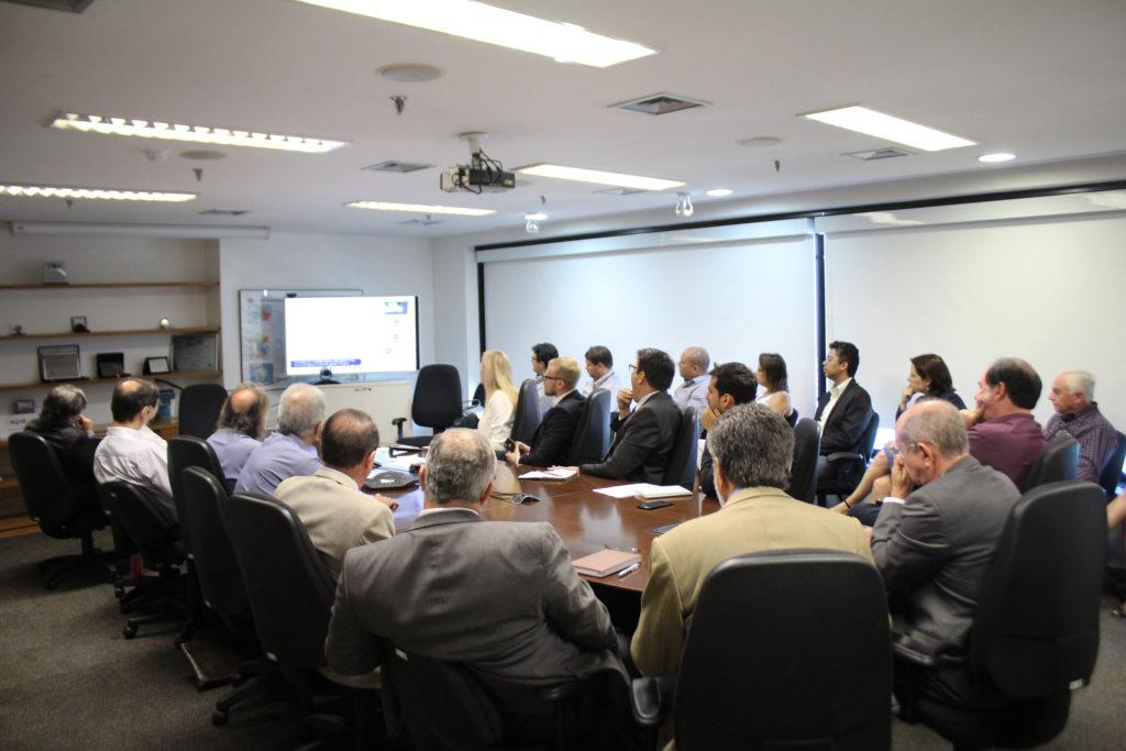 Reunião Energia Nuclear