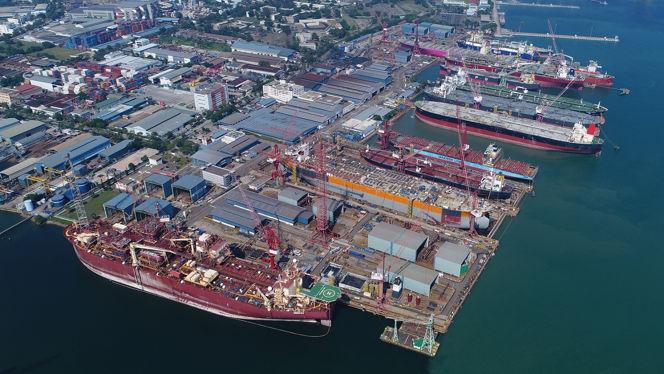 keppel-shipyard