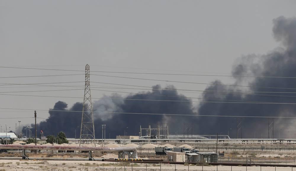 Unidade de Abqaiq sofreu incêndio após o ataque