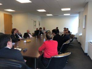 EMBRAPII_Reunião Consulado Brasil em NYC