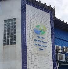 HOSPITAL MODELO INSTALADO PELA ELETRONUCLEAR