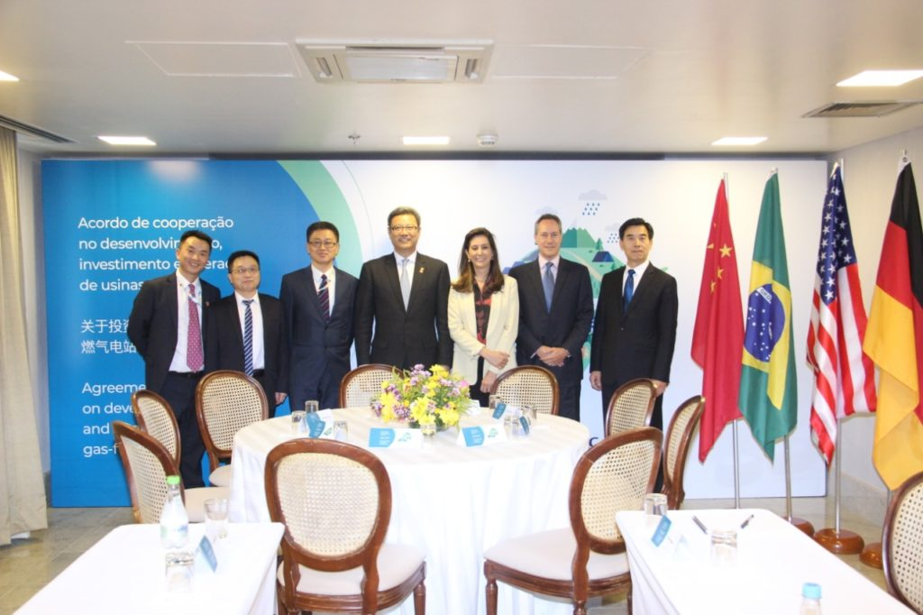 SPIC Brasil, Prumo e Siemens