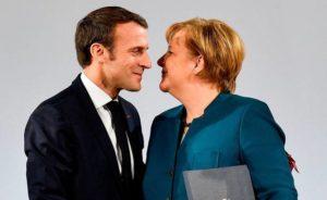 Merkel-e-Macron-nao-estao-preocupados-com-a-Amazonia