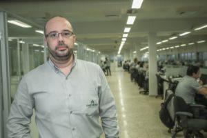 Anderson Carvalho - diretor Comercial da Imetame Logística Porto 1