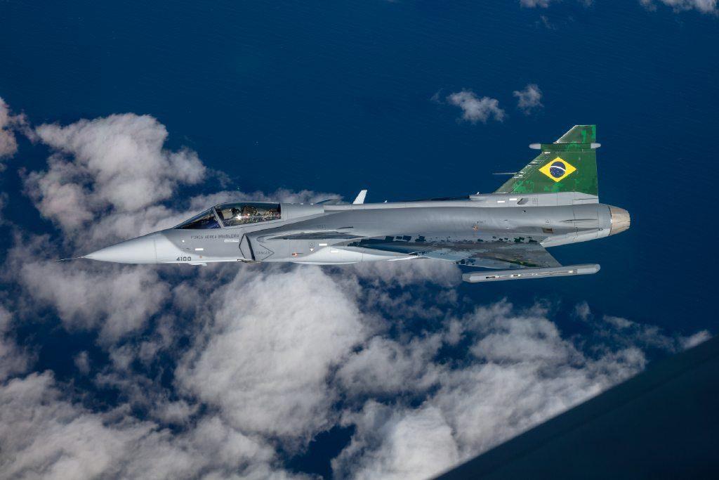 Brazilian Gripen E