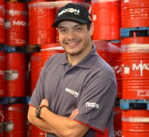 Edson Reis - CEO da Teclub Maxon Oil