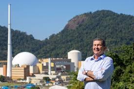 Leonam Guimarães, um especialista em energia nuclear acreditado internacionalmente